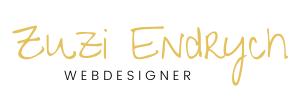 Zuzi Endrych | webdesign | Zuzana Endrychova weby